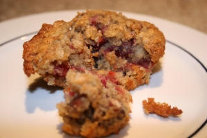 Cranberry Harvest Muffin