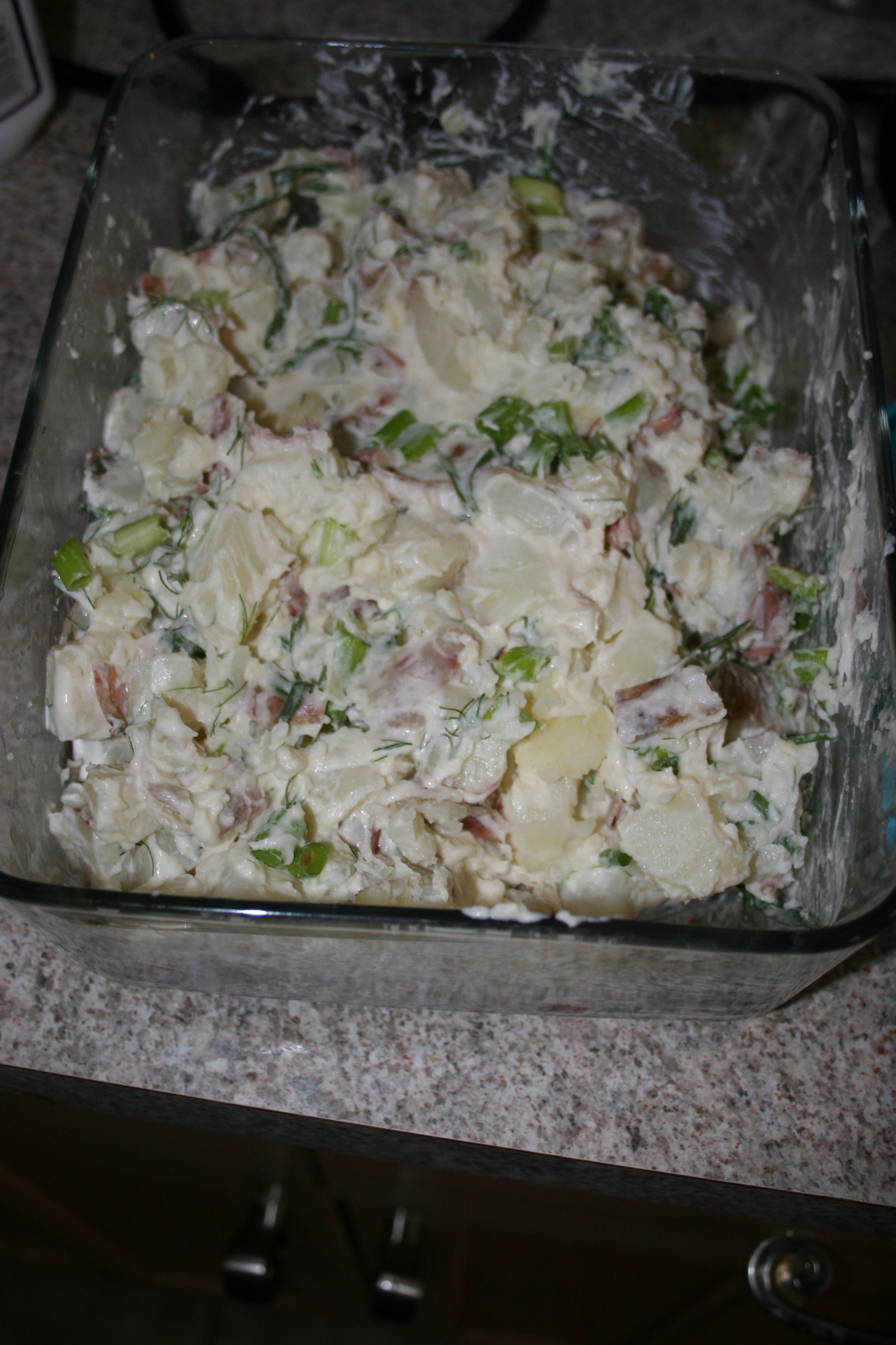 Barefoot Contessa Old Fashioned Potato Salad