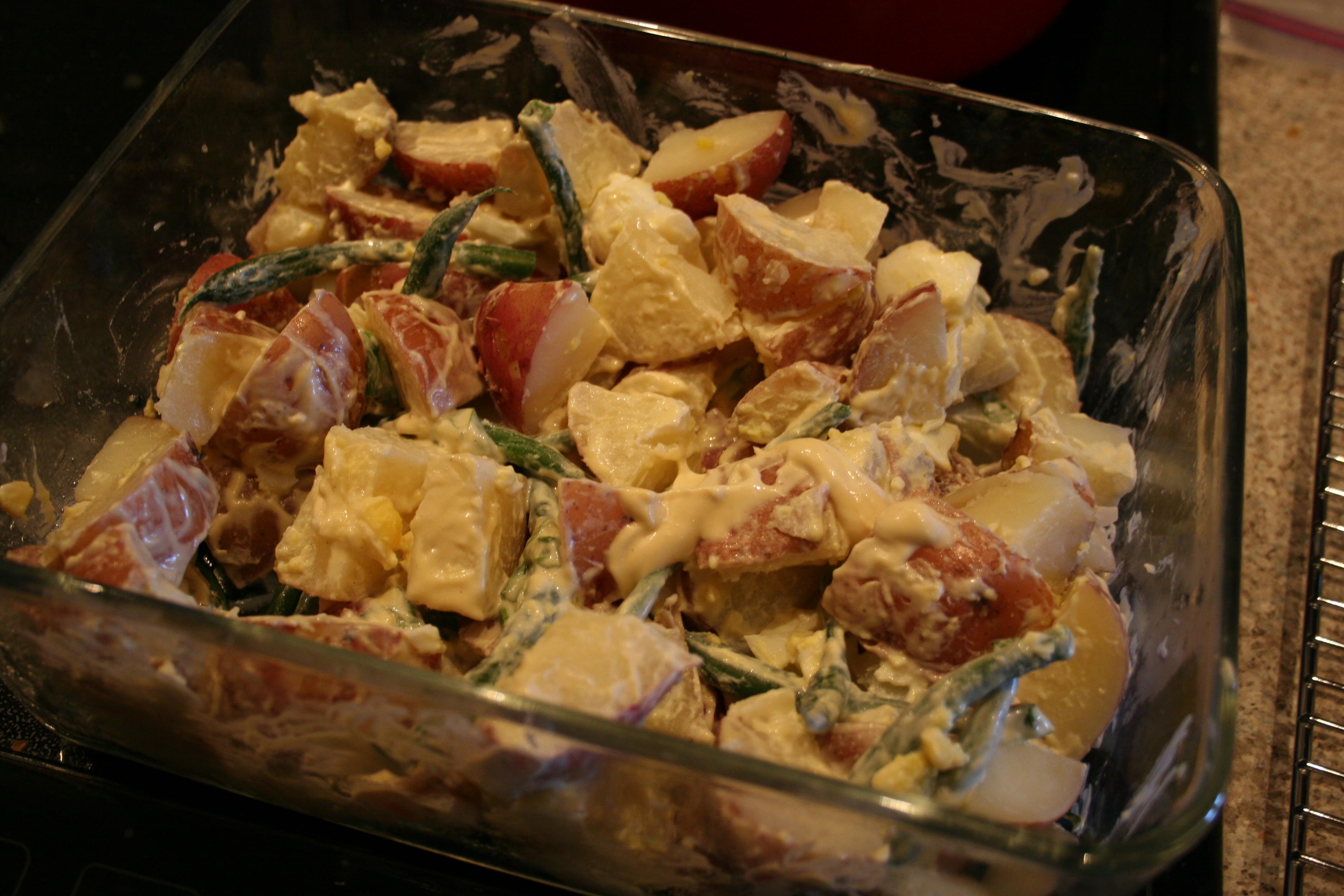 Provencal Potato Salad Recipes — Dishmaps