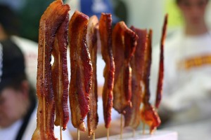 bacon-on-a-stick